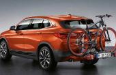 Novo BMW X2 ganha linha de acessórios no Brasil