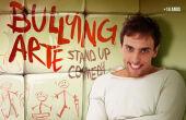 """Espetáculo """"Bullying Arte"""" de Léo Lins acontece neste sábado"""