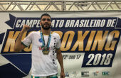 Lutador de MS ganha Campeonato Brasileiro de Kickboxing e representará o país no Panamericano