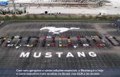 Ford comemora a produção de 10 milhões de unidades do Mustang