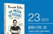 """Fernando Rocha lança """"Na medida do possível"""" em Campo Grande na próxima quinta"""