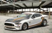 Ford apresenta a edição especial de 50 anos do Mustang Cobra Jet