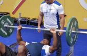 Para-atleta obtém pódio inédito para MS no powerlifting nacional