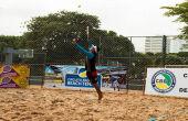 Atletas do MS se destacam na abertura do Nacional de Beach Tennis