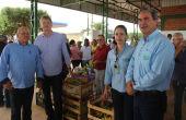 Governo entrega em Sonora a primeira de dez Centrais de Comercialização para Agricultura Familiar em MS