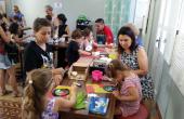 Neste sábado, crianças farão grafismos indígenas na oficina artística do Sesc