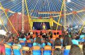 Top Circo fará dois espetáculos com sessões gratuitas para estudantes nesta terça-feira
