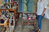 Artista plástica relança exposição no Marco após 16 anos