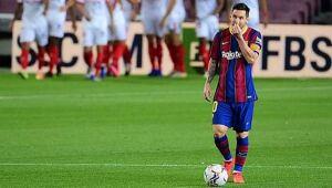 Barcelona, de Messi