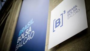 Operadores relataram que uma operação grande no mercado futuro do Ibovespa teve forte interferência no desempenho do indicador