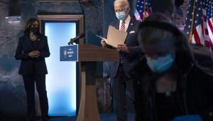 Segundo porta-voz da equipe de transição, o parlamentar teve contato limitado com Biden
