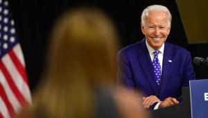 Joe Biden, presidente eleito dos Estados Unidos