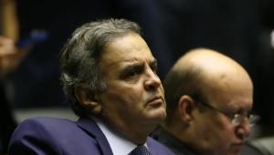 O deputado federal Aécio Neves (PSDB-MG)