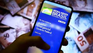 Governo destinou R$ 322 bilhões para bancar o auxílio emergencial até o fim do ano