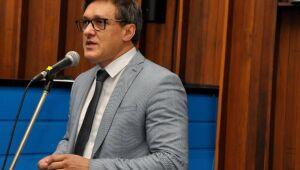 O deputado Lucas de Lima faz um alerta para o aumento do abandono de animais durante a pandemia