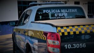 O suspeito foi preso e levado à 1ª Delegacia de Polícia Civil de Corumbá