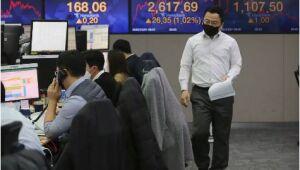 Mercado de ações da Coreia do Sul