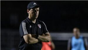 Fernando Diniz tem novo compromisso com o São Paulo, nesta quarta-feira, contra o Atlético-MG