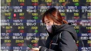 Mercado de ações do Japão