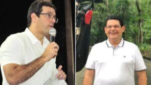 Na disputa estão os candidatos Dr. Furlan (Cidadania) e Josiel Alcolumbre (DEM)
