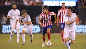 O Atlético de Madrid impressiona a Europa