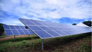 Fazenda solar, em Minas Gerais, foi contratada pelo banco para fornecer energia