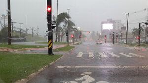 Chuvas em Campo Grande