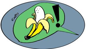 Bananas intolerantes