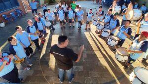 Associação Juliano Varela leva sua Banda para o carnaval de Shopping