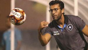Valentim também comemorou o fato de que este triunfo sobre o Nova Iguaçu ajudou a aliviar a pressão e a melhorar o clima dentro do clube para os jogadores