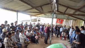 A solenidade contou com a participação do diretor-presidente da Agraer, André Nogueira