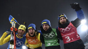 Em Pyeongchang, Noruega e Alemanha somam 13 ouros cada, sendo que os noruegueses estão à frente no quadro de medalhas por ter mais pratas - 14 a 7