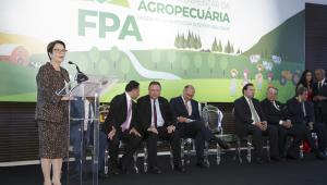 Na ocasião, o governador ressaltou ainda a força motriz do setor produtivo, da agricultura familiar e os projetos que precisam avançar