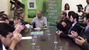 O secretário de Estado de Justiça e Segurança Pública (Sejusp), Antonio Carlos Videira, disse que essa mudança nos critérios da promoção era uma demanda antiga da categoria e que hoje foi concretizada