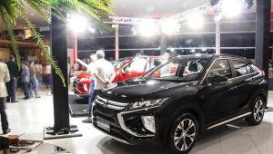 A HC Veículos, concessionária Mitsubishi em Campo Grande, apresentou esta semana, o novo Eclipse Cross.