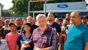 O presidente do sindicato, inclusive, notou que Mourão foi rápido em atender ao pedido para a reunião.