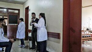 Cidade fronteiriça tem vários brasileiros estudando medicina