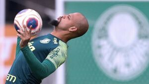 Felipe Melo afirma que futebol brasileiro não pode ter pressa de retomar calendário