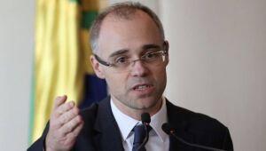O ministro da Justiça, André Mendonça.
