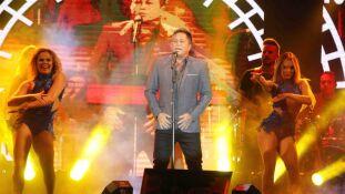 """O cantor Leonardo encantou o público com seu show """"Bar do Leo"""""""