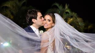Lucas e Isabella se casaram no dia 1 de setembro, no Villa Stecca Rennó