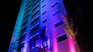A Construtora Saraiva de Rezende entregou com três meses de antecedência o Edifício Eduardo Santos Pereira.