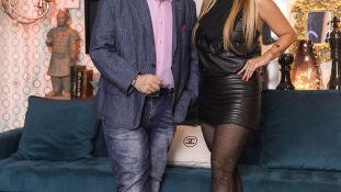 Luís Pedro Scalise e Veruska Sabino