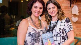 Neusa Pavão e Marcela Albres
