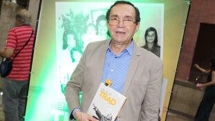 O jornalista e escritor Oscar Ramos Gaspar autor da biografia de Nelson Trad