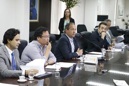 Reunião do Comitê Estadual do Fórum Judiciário para a Saúde