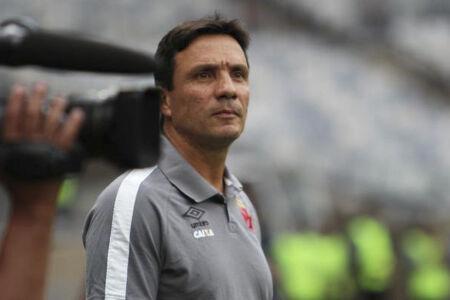Zé Ricardo acrescentou, aliás, que tem plena confiança no substituto