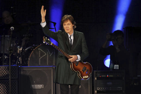 A Wolf Foundation afirmou que McCartney