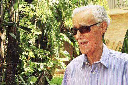 Ex-governador de MS Wilson Barbosa Martins