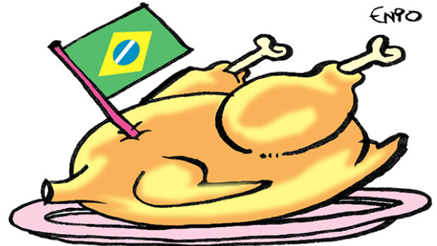 Bravura à brasileira